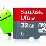 SanDisk Ultra 32GB UHS-I SDSDQUA-032G-U46Aのベンチマークテスト